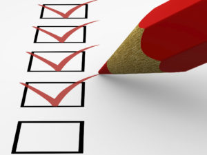 Business owners seeking to improve their reach should review this social media check list.