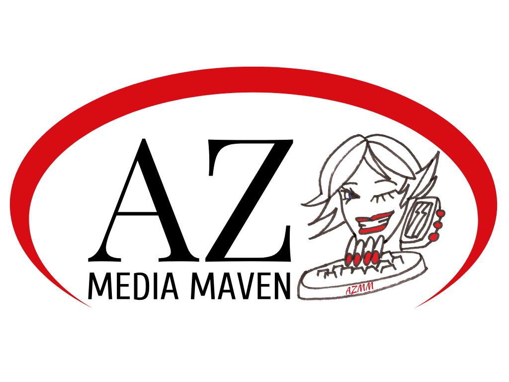AZ Media Maven Logo 2019